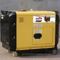 6500 5kva 5kw 5.5kva Silent Honda Portable einzigen Zylinder Diesel Generator Set Typen Heiße Markt Genset Für Verkauf Made In China