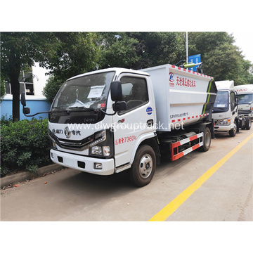 2019 new No leakage compression garbage truck