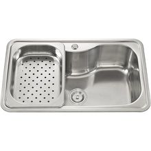 L5610 S. S Pressing Single Bowl Kitchen Sink