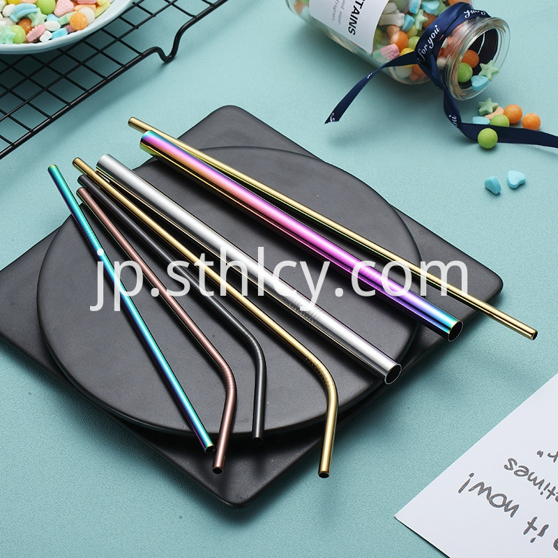 Food Grade Metal Straw