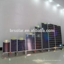 Precio de la célula solar 5W-300W para el uso casero, la iluminación y la planta