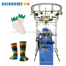 Máquina de calcetines RB-6FP para hacer calcetines lisos de alta calidad