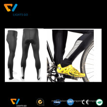 Factory high stretch safety reflective logo sign for bike riding clothes