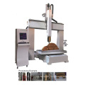 5 Axis CNC Woodworking Router