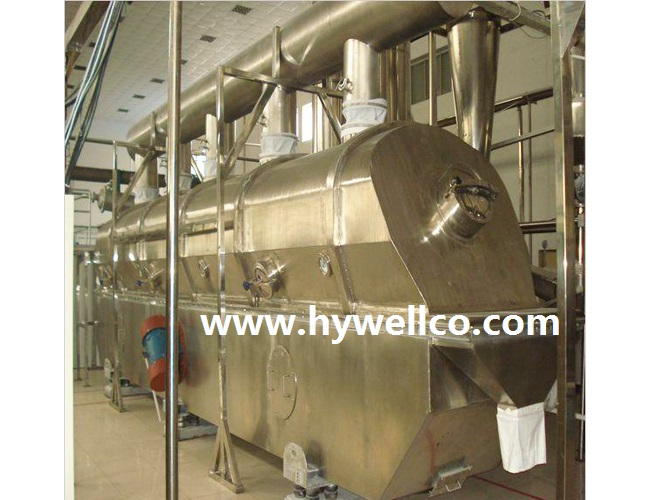 Continuous Drying Machine