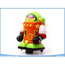 Lernspielzeug Elektrische Musical Spaceman mit Blöcken Spielzeug
