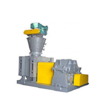 Dry roll press granulator machine for metal powder materials