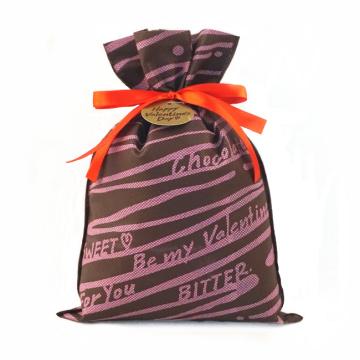 Candy Gift Bag Papiertüte zum Valentinstag