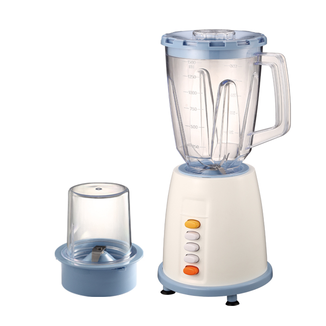 New Design High Quality 1 5l Plastic Jar Electric Blender Mixer Blender Juicer