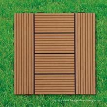 WPC Wood Plastic Composite Decking Floor Tile for Outdoor