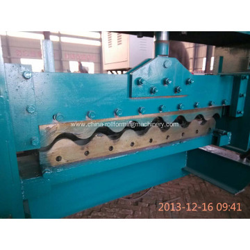 Metal Sheet Corrugated Tile Roll Forming Machine