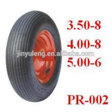 neumático de la carretilla de rueda 480 / 400-8 para la carretilla