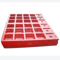 Crushing Equipment Crusher Parts Jaw Crusher Spare Parts Jaw Plate
