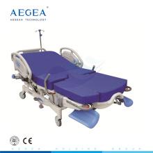 Precio ginecológico de la mesa de operaciones del hospital médico de la salud AG-C101A04