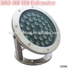 Beste Qualität IP65 wasserdichtes 36w gehärtetes Glas führte Unterwasserlicht geführtes Schwimmenlicht mit SAA aufgeführt