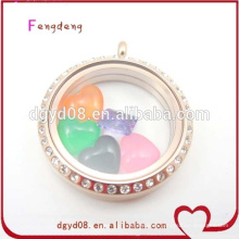 2015 Hot sale new jewellery import china product floating charm wholesale for floating locket