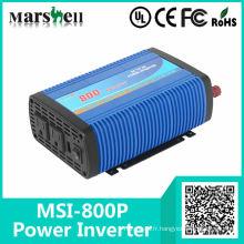 600 ~ 1000W inverseur de puissance à onde sinusoïdale modifiée pour le travail, le jeu et l'urgence