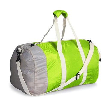 Vattentät Custom Foldable Travel Sport Gym Duffel Bag