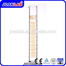 Função de cilindro de medição de vidro borosilicato JOAN do cilindro de medição