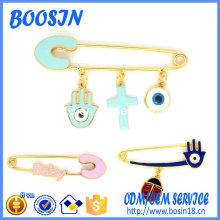 Factory Fashion Custom Lapel Pin Brooch for Garment