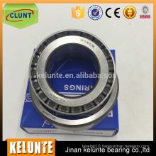 Taper roller bearing 33216 behind wheel hub bearing 7516E
