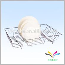 Proveedor de China propia casa de la fábrica cromo soporte de placa de mostrador de metal