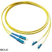 Sc-LC Fibra Óptica Patch Cord