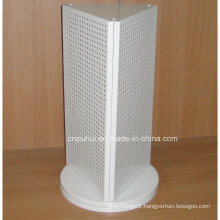 3 Sides Counter Metal Promotion Rack (PHY1001)