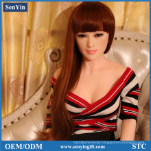 Ce Certification Silicone Toy Hot Sex Doll for Audlt Male