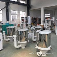 Máquina de secador de plástico de funil de aço inoxidável