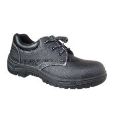 Chaussures de sécurité coupe-bas noir (HQ01007)
