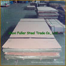 Hoja de acero inoxidable dúplex AISI 2205 Hoja de acero inoxidable
