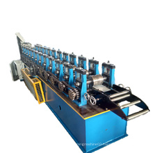 Best Selling Custom Garage Roller Shutter Doors Panel Color Sheet Cold Rolled Forming Making Machine