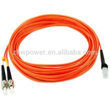 Feito na China fc multimodo 50 125 fibra óptica cabo, multimodo 4 24 48 núcleo cabo de fibra óptica com melhor preço de Shenzhen