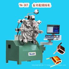Machine d'enroulement à bobine automatique complète de haute qualité