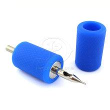 Синий импорта мягкие силиконовые тату машина сцепление покрытия