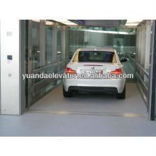 Yuanda two post car elevator