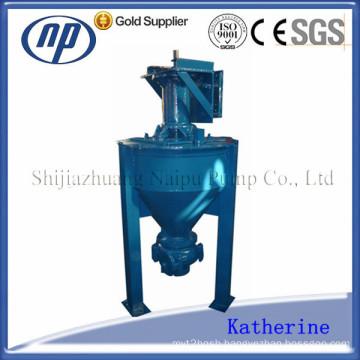 Paper Pulp and Flotation Using Vertical Froth Pumps (AF)