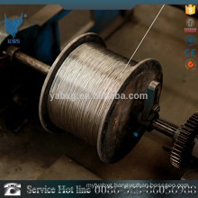 201 304 316 410 high strength stainless steel spring wire price