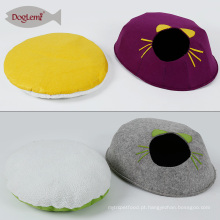 Designer Cat Cave Inverno Pet Cat Casa Egg Bed