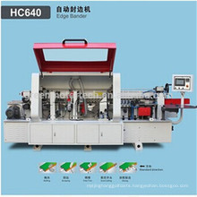 Woodworking pvc corner rounding edge banding machine from Foshan