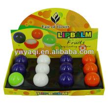 Bon marché populaire Ball lèvres baume hydratant en balle de Tennis de Table