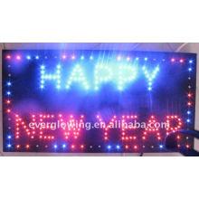 happy new year led billboard -104