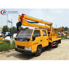 Camion de travail suspendu 100% JMC 12m garanti
