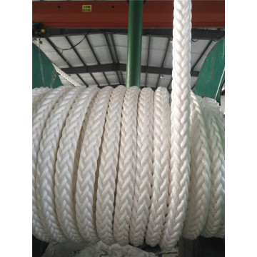 Corde tressée double multifilament PP