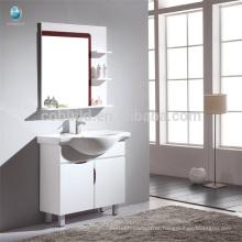 Bathroom furniture freestading cheap storage shelf cabinet