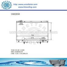 Radiateur pour TOYOTA 1640050130 LS400 95-00 Fabricant et vente directe