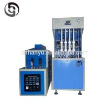 4 Hohlraum manuelle Blasformmaschine Preis für PET-Flasche
