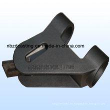 Casting de precisión de fundición de acero OEM para piezas