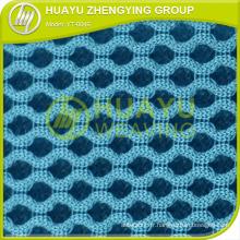 Polyester Spacer Mesh, tissu de matelas de matelas durable, YT-0046